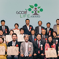 """The 6th Ministry of Environment Good Life Award"""